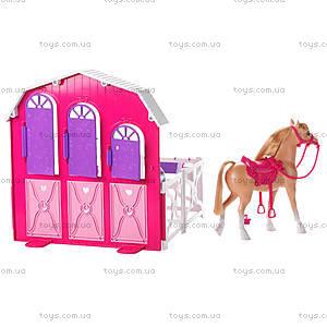 Стойло с лошадью «Барби в сказке про пони», Y7554, купить