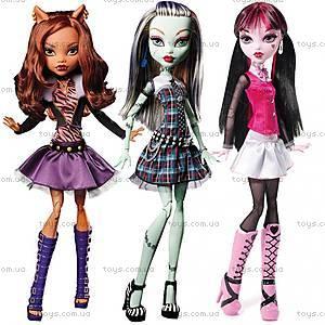 Страшно высокая кукла Monster High, DHC44
