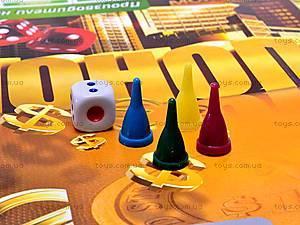 Стратегическая игра «Монополия», маленькая, , фото