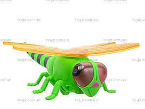 Заводная игрушка «Стрекоза» со световым эффектом, 866-19B, отзывы