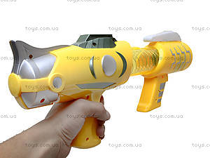 Стреляющая игрушка «Бластер», X44, фото