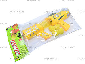 Стреляющая игрушка «Бластер», X44, детские игрушки