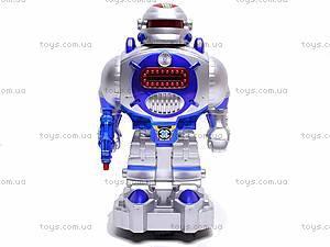Стреляющий музыкальный робот, BL2288, купить