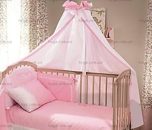 Лента на балдахин Sweet, розовая, 0000-Sweet, рожева, купить
