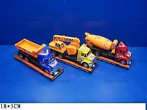Строительная машина, инерционная, 930