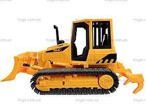 Строительная техника «Трактор», 9998-8, детские игрушки