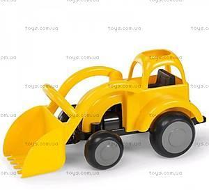 Строительный детский трактор, 31215