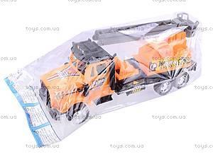 Строительный грузовик с лестницей, 0904A1192