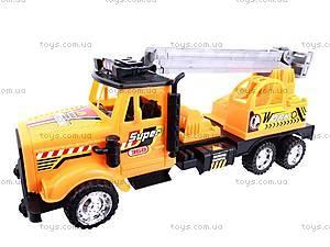 Строительный грузовик с лестницей, 0904A1192, купить