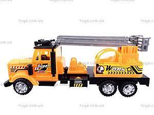 Строительный грузовик с лестницей, 0904A1192, фото