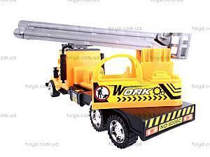 Строительный грузовик с лестницей, 0904A1192, отзывы