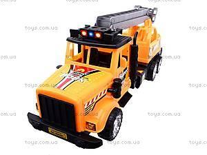 Строительный грузовик с лестницей, 0904A1192, цена