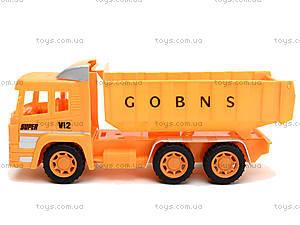 Игрушечная машинка «Стройка», 8808, детские игрушки
