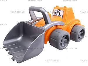 Стройплощадка «Максик», в сетке, 0977, детские игрушки