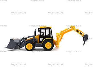 Игрушечная стройтехника серии «Автопром», 7762345, детские игрушки