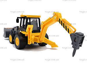 Игрушечная стройтехника серии «Автопром», 7762345, игрушки