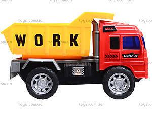 Игрушечный грузовик «Строительная техника», 009-09A, купить