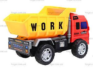 Игрушечный грузовик «Строительная техника», 009-09A, фото