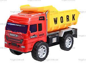 Игрушечный грузовик «Строительная техника», 009-09A, отзывы