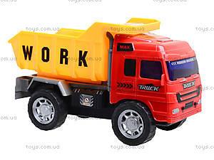 Игрушечный грузовик «Строительная техника», 009-09A, цена