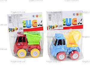 Игрушечная строительная техника «Грузовичок», 6842, детские игрушки
