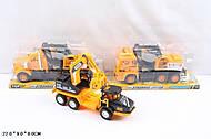 Инерционные строительные машинки, 307-1, купить