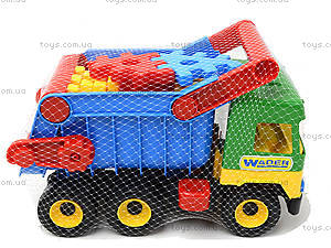 Строительный набор «Mini truck», 39202, фото
