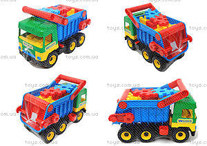 Строительный набор «Mini truck», 39202