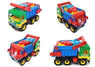 Строительный набор «Mini truck», 39202, купить
