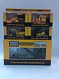 Строительный набор машинок «Die Cast», 93123-SP, фото