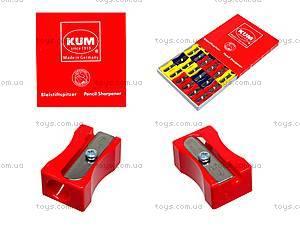 Прямоугольная точилка без контейнера KUM, 100-1
