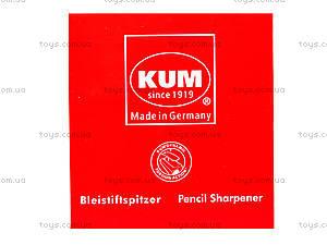 Прямоугольная точилка без контейнера KUM, 100-1, отзывы