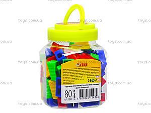 Точилка без контейнера, 80 штук, 52606-TK, детские игрушки