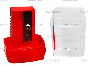 Точилка для карандашей с контейнером, 20 штук, 52608-TK, фото