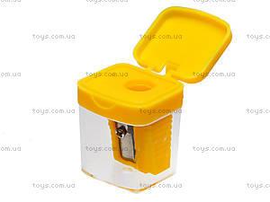 Точилка для карандашей с контейнером, 20 штук, 52608-TK, отзывы