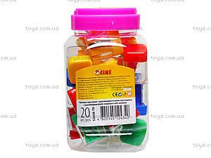 Точилка для карандашей с контейнером, 20 штук, 52608-TK, цена