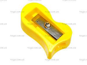 Точилка «Сердце» без контейнера, 48 штук, 52613-TK, цена