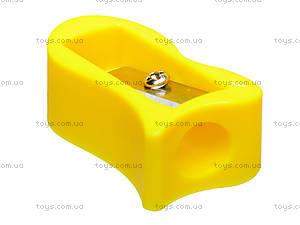 Точилка «Сердце» без контейнера, 48 штук, 52613-TK, игрушки