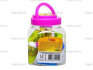 Точилка конусная с контейнером, 14 штук, 52615-TK, цена
