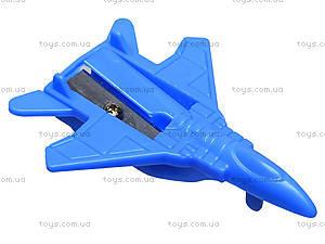 Точилка для карандашей «Самолет», 24 штук, 52616-TK, купить