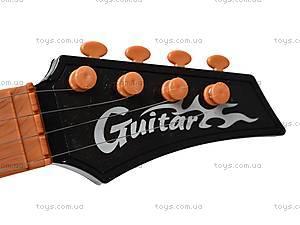 Струнная гитара, с ремешком, Q695A7, купить
