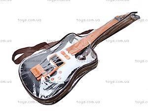 Струнная гитара, с ремешком, Q695A7