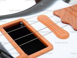 Струнная гитара, с ремешком, Q695A7, отзывы