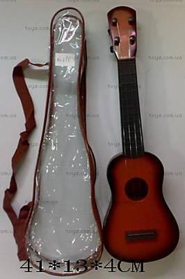 Струнная гитара, с сумкой, Q631