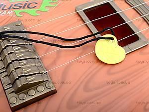 Струнная гитара в чехле, Q665A21, цена