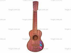 Струнная гитара, в чехле, 19099C