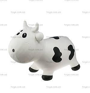 Детский прыгун «Коровка Белла», бело-черный, KFMC130101