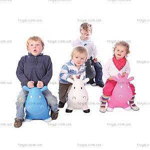 Детский прыгун «Коровка Бетси», лилово-белый, KFMC130306, купить