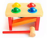 Развивающая игрушка «Стучалка-горка», Д142, интернет магазин22 игрушки Украина