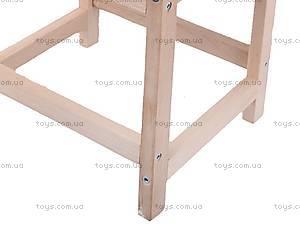 Стульчик детский деревянный-сосна, , отзывы